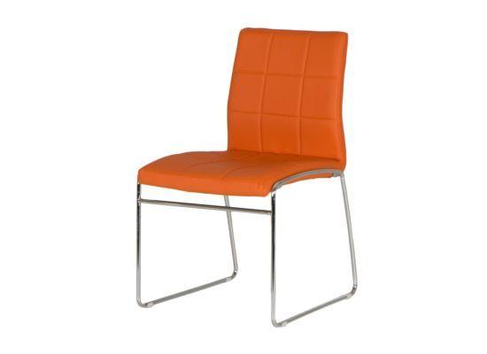 Stoel Halley oranje