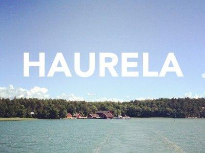 Haurela - hankalien laulu 10.10.2014 Turun Ylioppilasteatterilla.