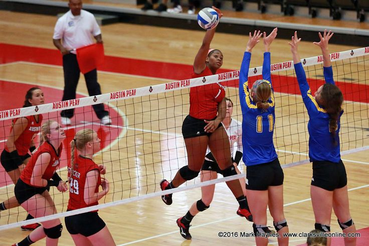 Logan Carger's 15 kills leads APSU Volleyball past Morehead State