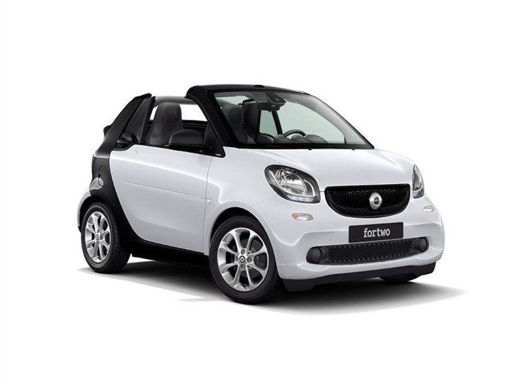 Smart Fortwo Cabrio 60kw Eq Prime Premium Plus Auto 17 6kwh 22kwch