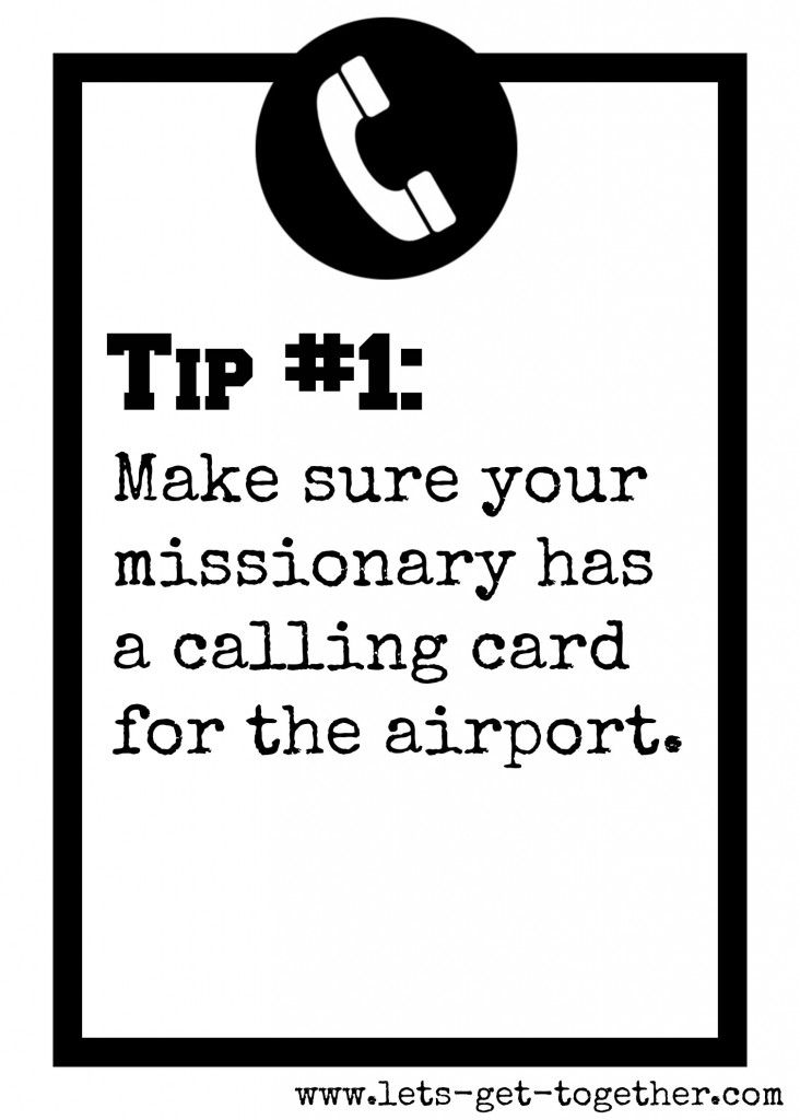 10 Tips for Missionary Moms – & GIVEAWAY!  (1 of 10 smart suggestions for getting your missionary ready to go-also suggestions of what to send if they're already out!)  www.lets-get-together.com #missionary #mom #lds