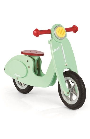 Janod Mint Balance Scooter Bike available at #Nordstrom