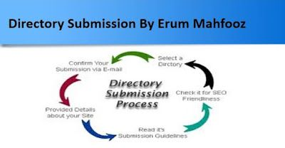 Erum Mahfooz Digital Marketing Consultant: Directory Submission In Seo By Erum Mahfooz