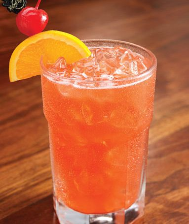 """Another truly awesome Island drink.... The world reknowned.... """"Bahama Mama"""""""