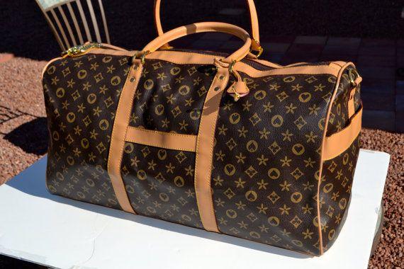 Travel Overnight Louis Vuitton