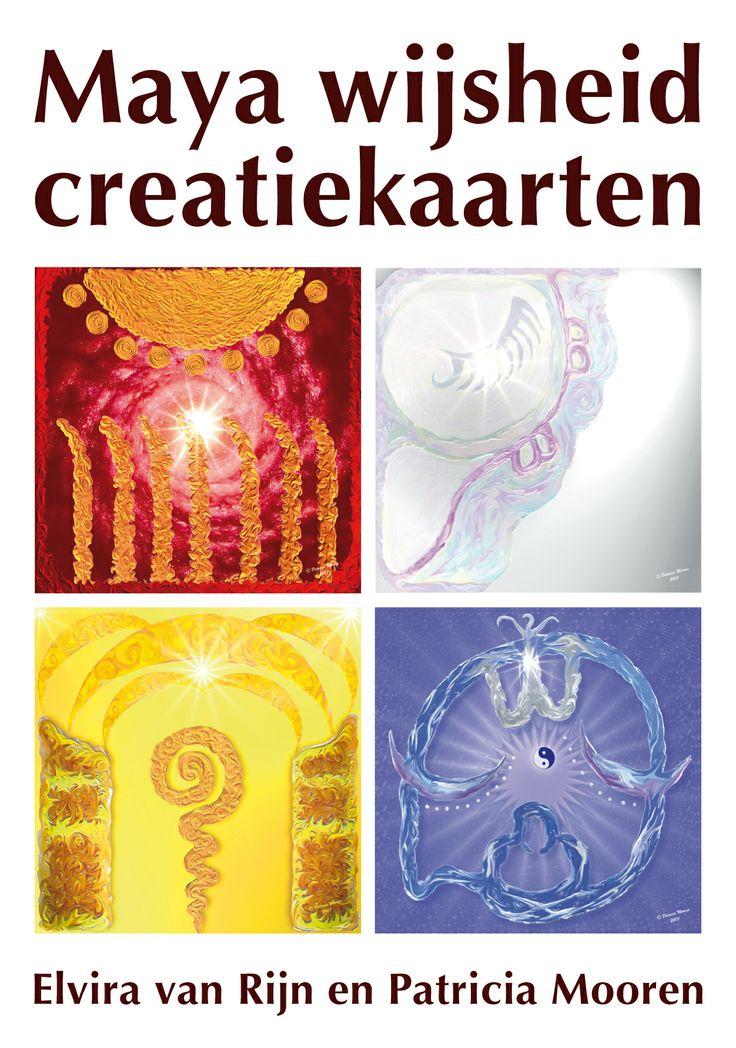 'Maya wijsheid creatiekaarten', Elvira van Rijn en Patricia Mooren