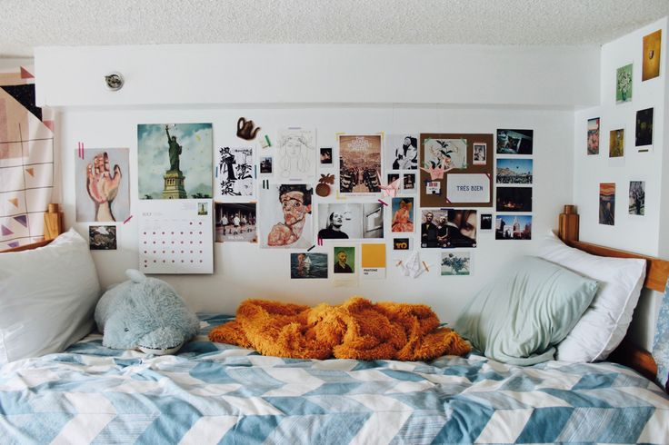 Pose Reference Blog — frecklesandfilms:   my cozy room in the middle of...