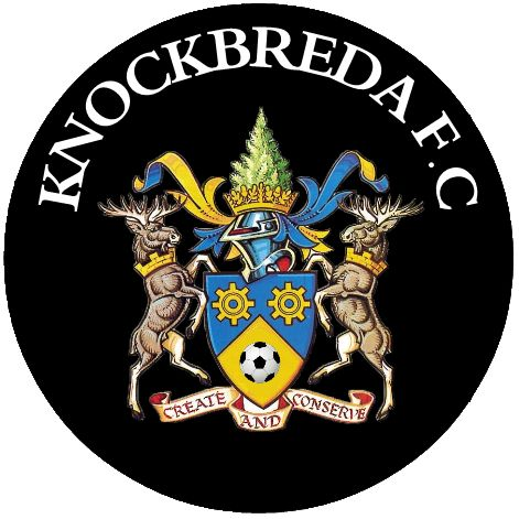1948, Knockbreda F.C. (Northern Ireland) #KnockbredaFC #NorthernIreland (L15687)