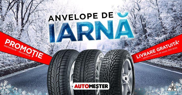 📢 Pregateste masina 🚘 pentru iarna, iar noi iti oferim plata in 12 rate fara dobanda! ✅150 de lei cadou de bun venit! ✅Livrare gratuita si garantie! ✅Doar anvelope noi cu DOT recent! CUMPARA ACUM!
