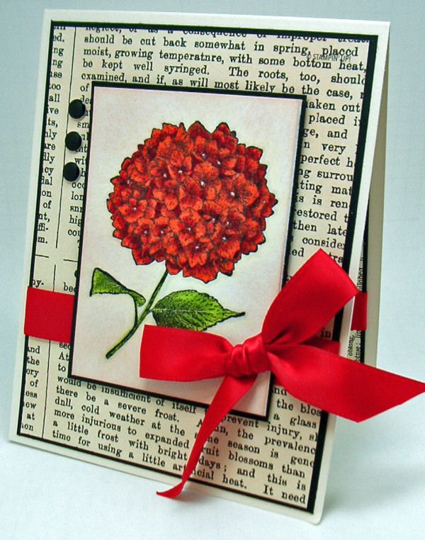 644 best images about Homemade Cards with Flowers – Most Beautiful Valentine Cards