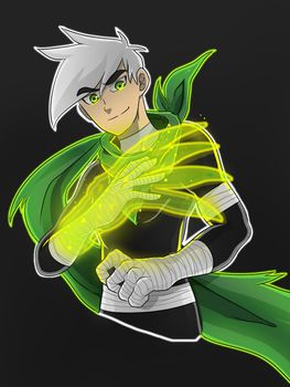 DeviantArt: More Like Danny Phantom by LigerNekoka