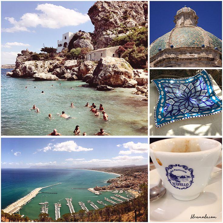 Many greetings from Sicily! ♥ #postcard #sicilia #sicily #scopello #italia #italy #travel #italiansummer