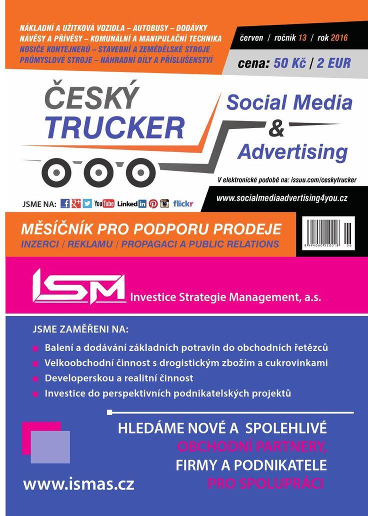 Český Trucker červen 2016