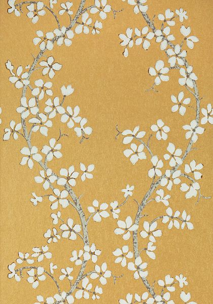 ST. ALBANS GROVE, Metallic Gold, AT6158, Collection Serenade from Anna French