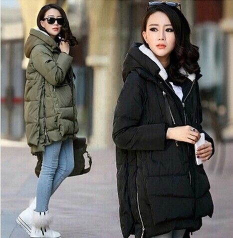 2017 New Arrival Women jacket plus size M-5XL pregnant woman long Military outfit thick Down Cotton Women Coat Autumn Winter Jetzt bestellen unter: https://mode.ladendirekt.de/damen/bekleidung/jacken/winterjacken/?uid=ca54a77b-e80c-5abd-bce2-226218f6c155&utm_source=pinterest&utm_medium=pin&utm_campaign=boards #winterjacken #bekleidung #jacken