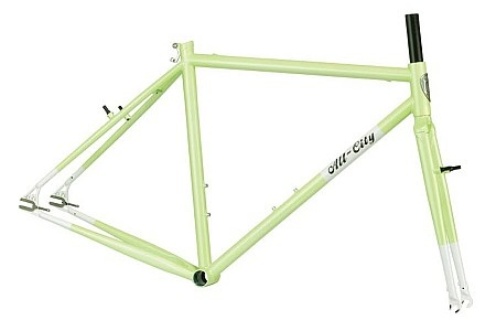 All-City Nature Boy Frameset - Staff favorite and all-around great frameset