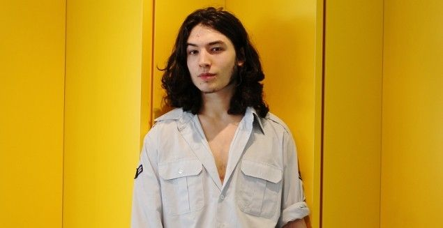 Ezra Miller / We Need to Talk About Kevin