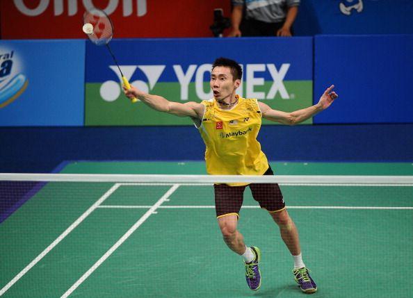 Lee Chong Wei of Malaysia #LeeChongWei #badminton #badmintonfan