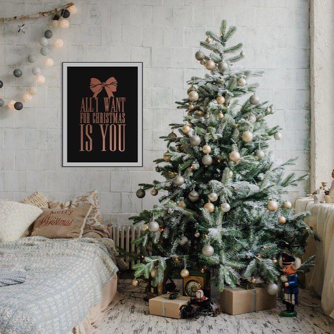 Pin On Christmas Tree Christmas decorations for bedroom 2021