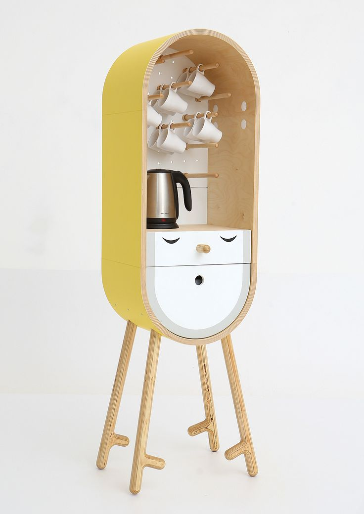 LO-LO The Capsular MicrokitchenTanya Repina with Aotta studio has developed a project of a moveable capsular microkitchen/bar for home, office and hotel use.The idea was inspired by the need to place kitchen units freely in the working or living area.…