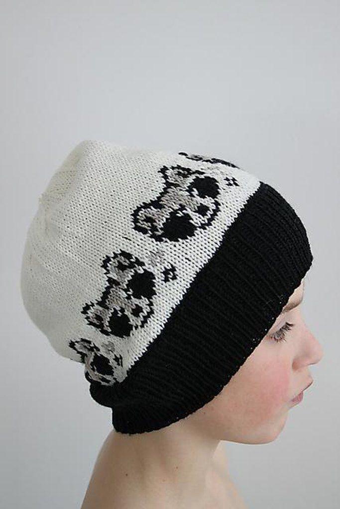 Little bandit hat Knitting pattern by Aida Sofie Knits