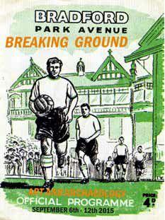 Breaking Ground at Bradford Park Avenue – BPADMC