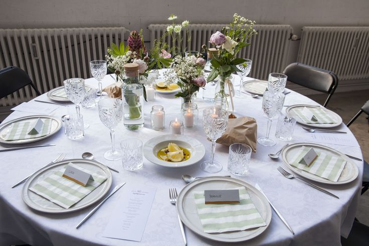 Wedding // Table Setting // A Table Story