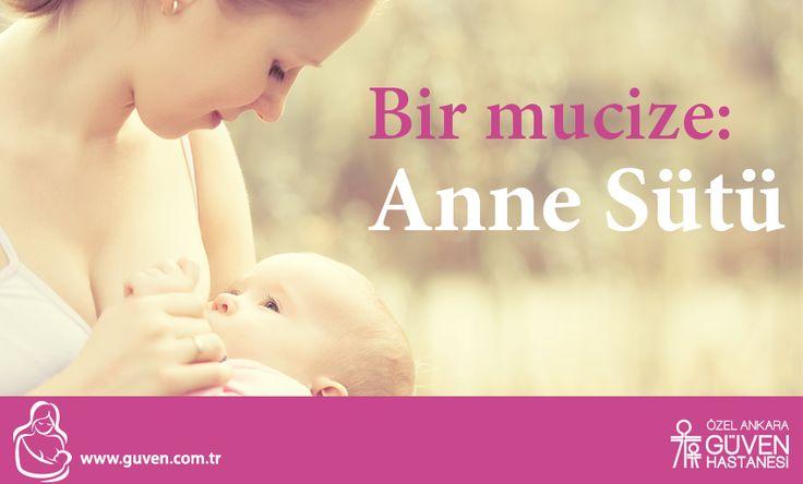 Bir mucize: Anne sütü http://www.guven.com.tr/haber_detay.php?a=bir-mucize-anne-sutu