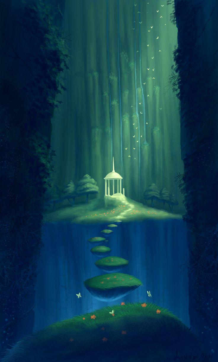 The Art Of Animation, Linum7 #fantasy