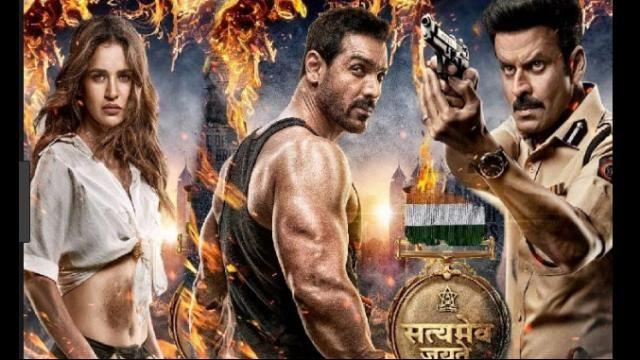 John Abraham S Latest Movie Satyamev Jayate Is Turning Out To Be John Abraham S Biggest Solo Bollywood Movies Online Movies Online Free Film Satyameva Jayate