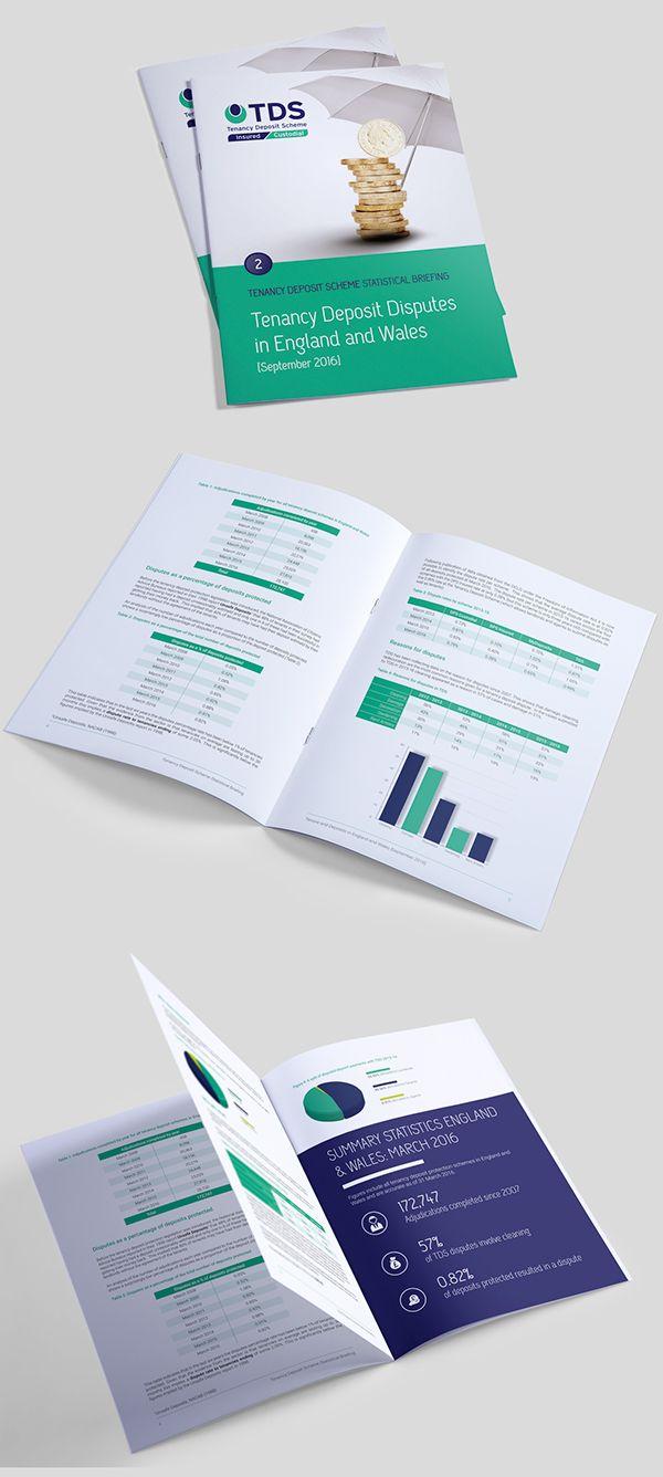 Tenancy Deposit Scheme Booklet 2 (Infographic / Chart)