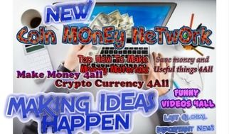#CryptoCurrency #bitcoin #crypto coinmoneynetwork:  learn #cryptoinvesting ifare you a crypto Newbie or advanced join Last #CryptoNews adivice tips guidance & info materials 4all on @CryptoMoney4all Learn crypto #investing in #cryptomining & follow all the #cryptoadvice . Make some bitcoin cashJoin today      See Below More Top Useful Things 4 All      Think about it & Do not forget that cash money will definitely disappear in the near future and will remain only the virtual money.  So do…