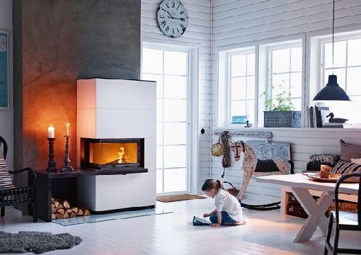 Homeplaza - Moderne Feuerstätte als emotionale Wärme- und zeitgemäße Energiequelle - Feuer – Wärme – Heizkamin