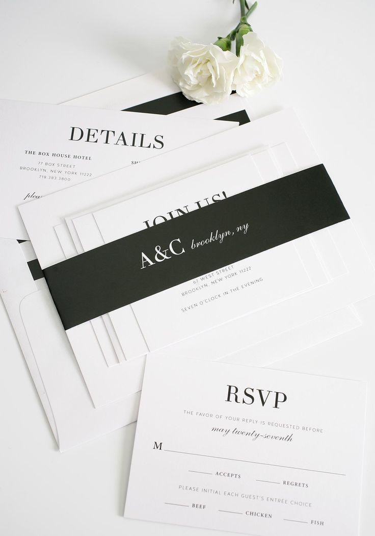 Wedding Invitation Ideas from Shine Wedding Invitations