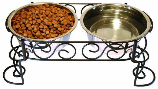Amazon.com: Ethical Mediterranean Double Diner, 1-Pint: Pet Supplies