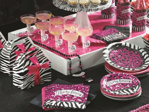 19 best 30th birthday party images on pinterest 30th birthday parties birthday party ideas - Themes for a th birthday party ...