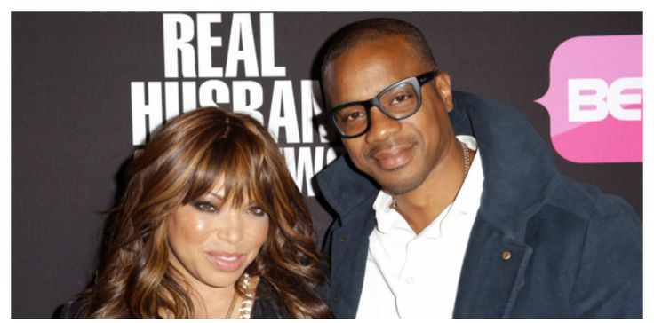 Tisha Campbell & Husband, Duane Martin's Sons Ain't Babies Anymore, Must See | I Love Old School Music