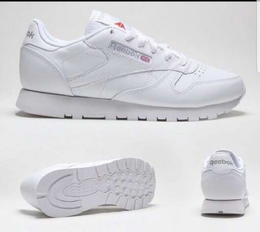 new styles ed5b8 9ef91 НАЛИЧНИ Reebok Classic Leather дамски обувки гр. Хасково - image 1