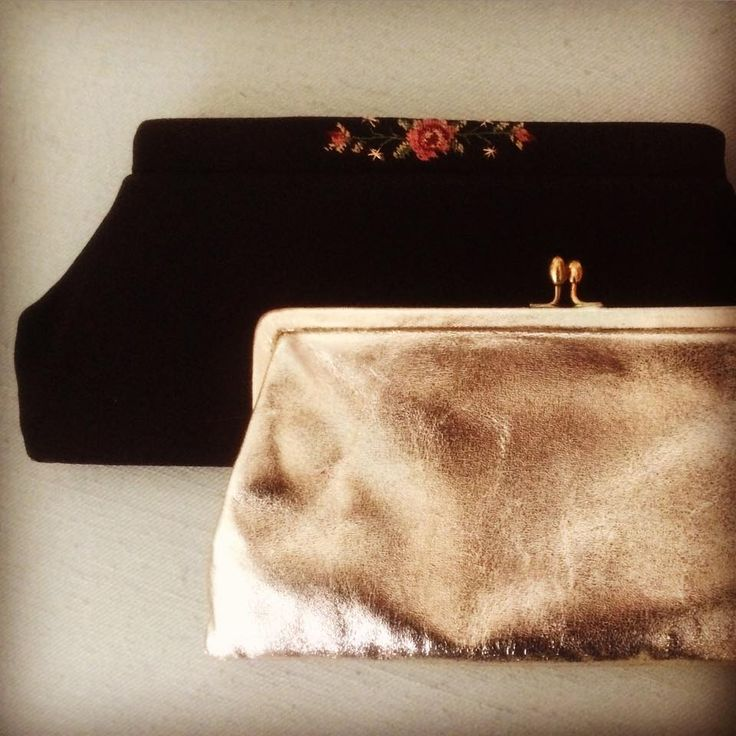 Vintage evening bags from the 1950s and 1960s #janeshilton #vintageprettythings