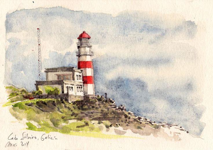 Cabo Sileiro, #Galicia