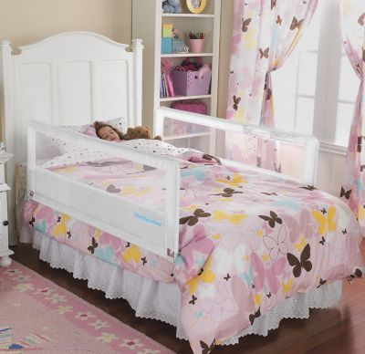 1000 Ideas About Bed Rails On Pinterest Diy Toddler Bed