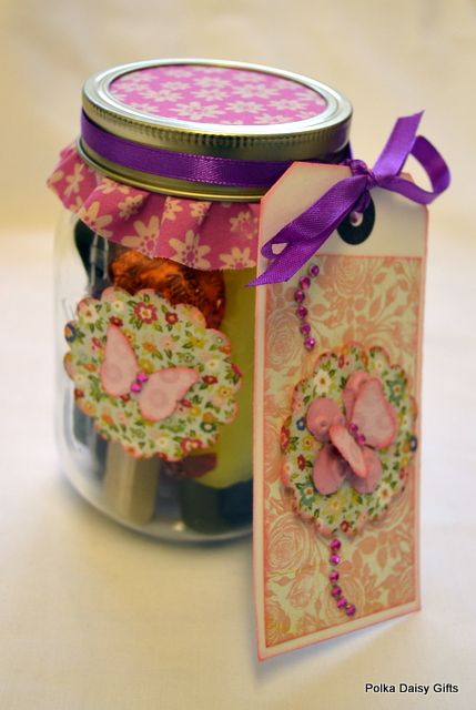 Mother's Day Pamper Jar - The Supermums Craft Fair