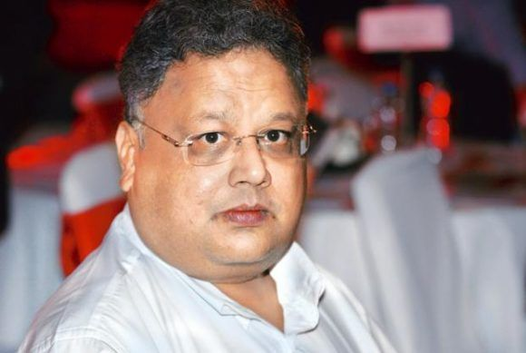 Rakesh Jhunjhunwala Portfolio Stocks List