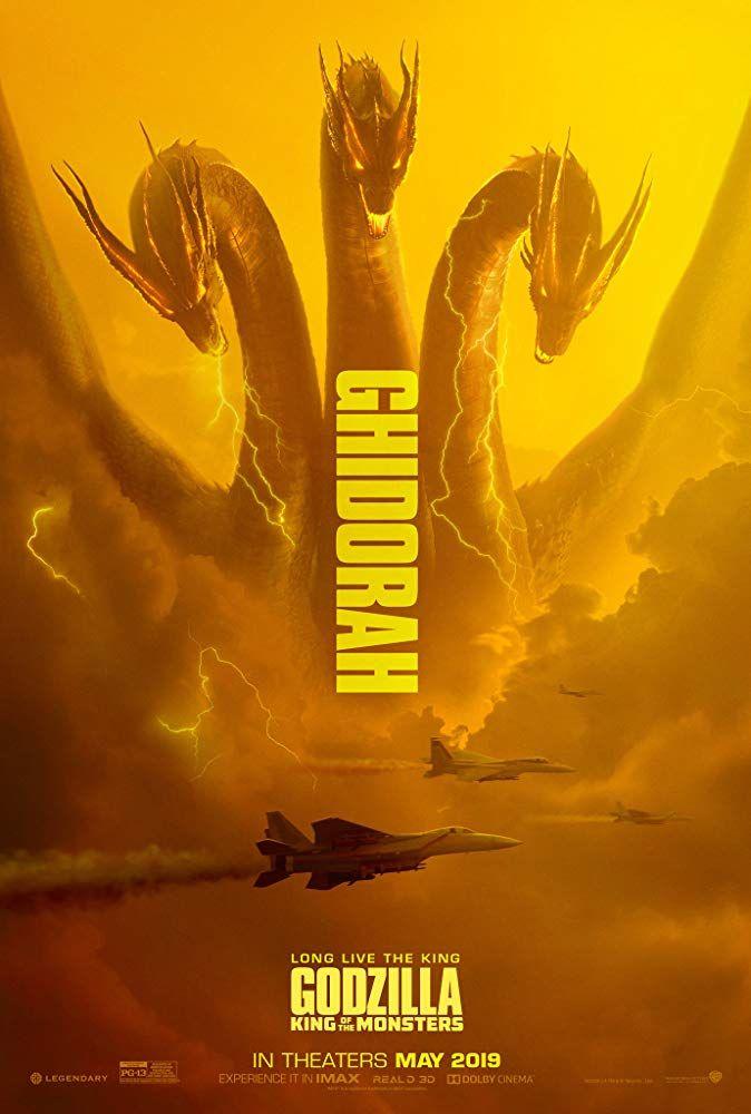 Godzilla King Of The Monsters 2019 All Godzilla Monsters Movie Monsters Godzilla Wallpaper