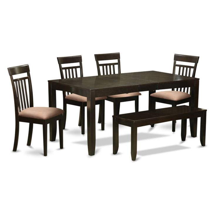 Wooden Importers Lynfield 6 Piece Dining Set: Best 25+ Extension Dining Table Ideas That You Will Like