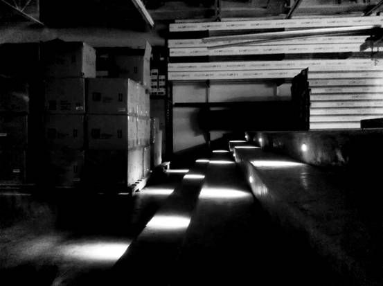 MP Lighting L01 In Concrete Stairs Pinterest