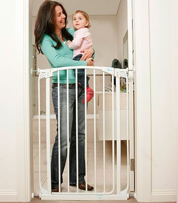 Dream Baby Extra Tall Swing Closed Baby Gate Baby Gates