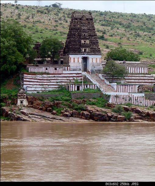 Pushpagiri temple ,Kadapa