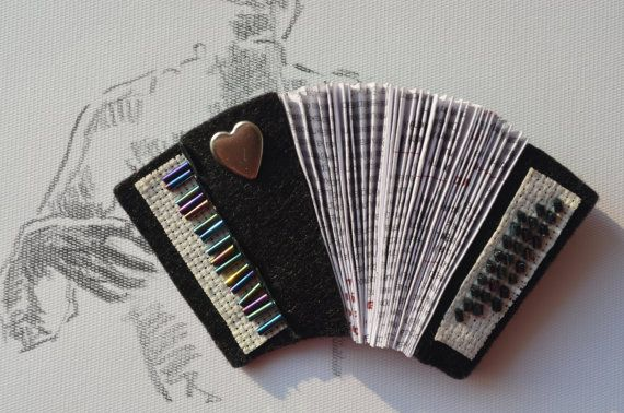 17 Best Images About Black Diamond S Accordion Jewellery