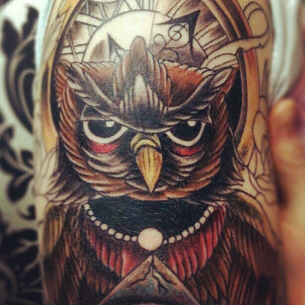 1000 images about tattoo ideas on pinterest owl bird clock and owl tattoos. Black Bedroom Furniture Sets. Home Design Ideas